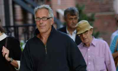 Judge lets pedophile billionaire Jeffrey Epstein walk free after he apologizes for raping children