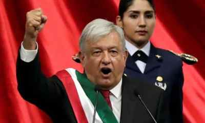 Mexico's President Lopez Vows To Destroy 'New World Order'