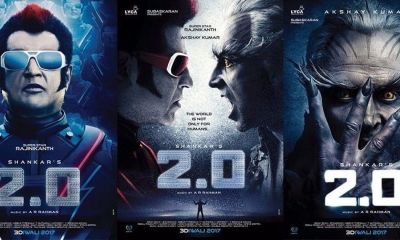 Rajnikant's 2.0 enters 700 Crore club to create records, surpasses Prabhas' Bahubali 2