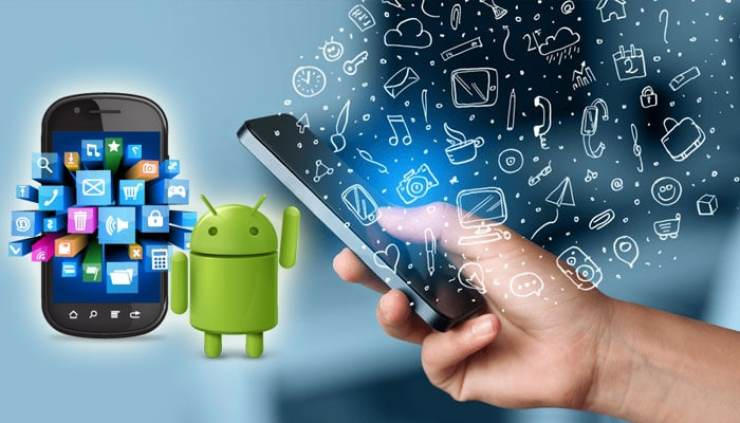 The Protracted Review on Mobile App Development: The Native and Hybrid Apps