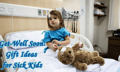 Get-Well Soon Gift Ideas for Sick Kids