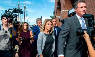 In College Admissions Time Lori Loughlin Agrees To Plead Guilty.