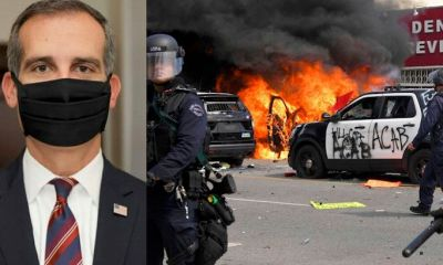 Hollywood Celebs Demand We 'Defund The Police'; LA Mayor To Cut $150M From LAPD To 'Reinvest' in...