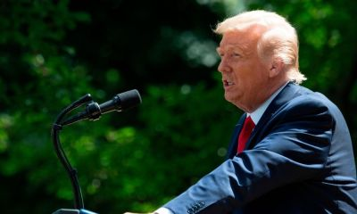 Trump Attacks Bureaucracy, Issues Executive Order Keeping Government Employees Accountable
