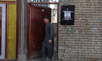 Tensions between the Afghan government and a powerful warlord are rising.