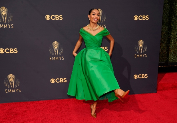 1632121509 432 Who wore what on the Emmy Awards red carpet