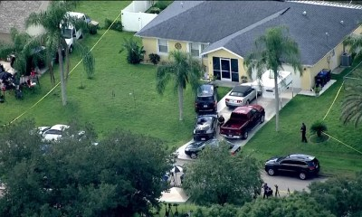 Ford Mustang towed away during FBI, police search of Brian Laundrie's family home