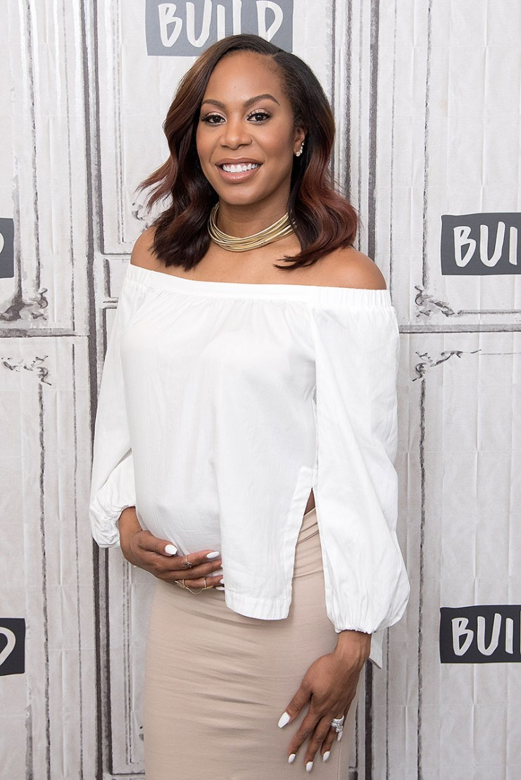 1632240550 778 Former Olympic Sprinter Sanya Richards Ross Joins 'The Real Housewives of