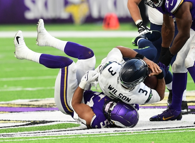 1632718615 35 Without injured Dalvin Cook Vikings swamp Seahawks 30 17 in home