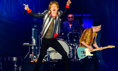Mick Jagger shares his St. Louis adventures with fans during concert