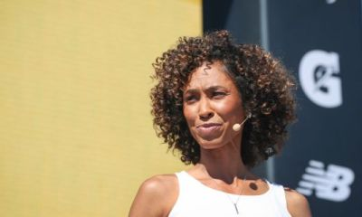 Sage Steele Is Steele Out Here Being Loud And Dumb As She Calls ESPN's Vaccine Mandate 'Sick' And 'Scary'