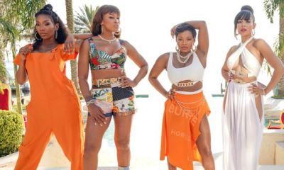 """Brandy Spits Blazin' Brand Nu Bars In Nostalgic """"Nasty Girl"""" Video From ABC's Upcoming Girl Group Drama """"Queens"""""""