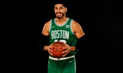 NBA Beef: Enes Kanter Calls Out LeBron James Over 'Ridiculous' COVID-19 Vaccine Comments