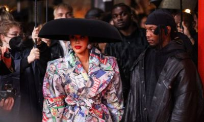 Cardi B Gets Real About Her Postpartum 'Pouchy-Pouch' After Sizzling In Couture At Paris Fashion Week