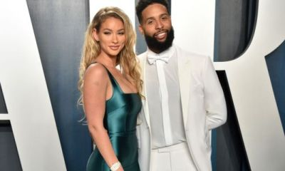 Baller Baby On Board? Rumors Swirl That Odell Beckham Jr.'s Expecting A Child With His Longtime Love Lauren 'LoLo' Wood