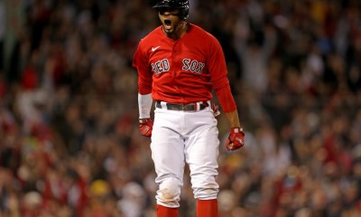 Xander Bogaerts ends slump, steps up with game-changing plays to lift Red Sox to Wild Card win