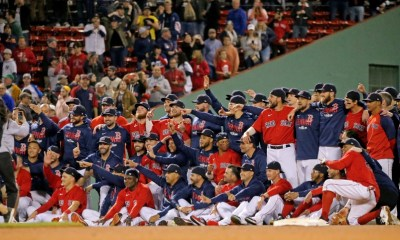 Mastrodonato: With Alex Cora's magic touch, playoff Red Sox look better than they have all year