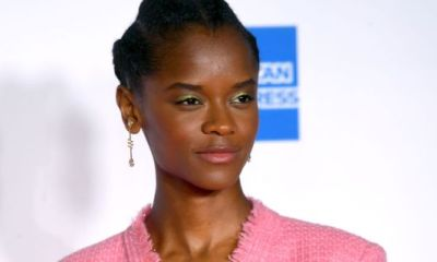 Third Eye Open: Letitia Wright Allegedly Dropping Anti-Vaccine Views On 'Black Panther 2' Set