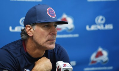 Avalanche coach Jared Bednar tests positive for COVID-19