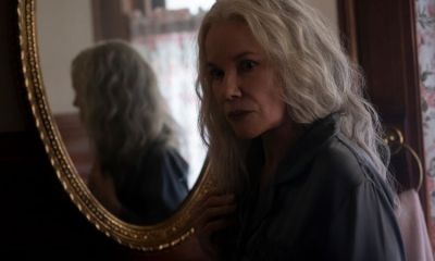 In 'The Manor,' Barbara Hershey finds terror in the nursing home
