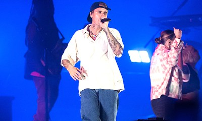 Justin Bieber Gets Drunk With Diane Keaton As She Plays His Grieving Mother In 'Ghost' Video