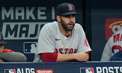 Mastrodonato: Red Sox surely missed J.D. Martinez in ALDS Game 1 loss to Rays