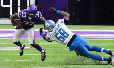 Vikings' seven-decade series against Lions has produced padded stats, big winning streaks