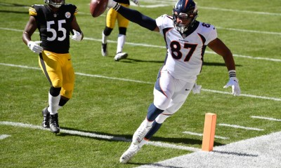 Broncos scouting report: How Denver matches up against Steelers and predictions
