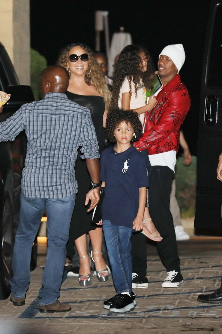1633721825 333 Mariah Carey 'still mad at Nick Cannon for the birthday