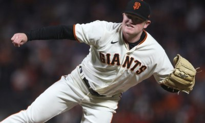 SF Giants beat Dodgers in NLDS Game 1 as Webb's legend grows, offense slugs three homers