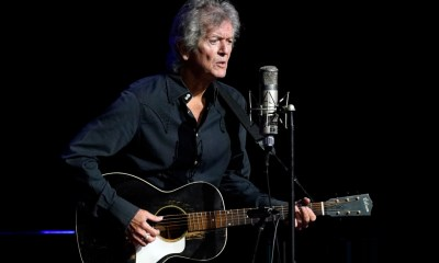 Rodney Crowell's brush with global amnesia