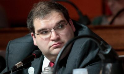 Wisconsin legislator Andre Jacque using walker after COVID, says life is good
