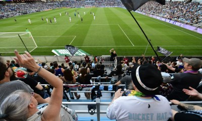 Lack of vaccine mandate keeps some Loons fans away from Allianz Field