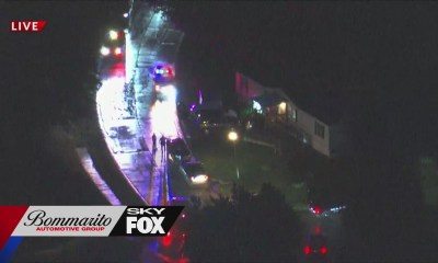 Police stop man firing shots at a St. Charles County trailer park
