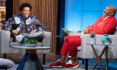 """""""STEVE On Watch"""" Exclusive: Ludacris Says His Proudest Accomplishment Is Defying People's Expectations Of Him [VIDEO]"""