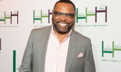 'Judge Judy' Baliff Petri Hawkins-Byrd Says He Wasn't Asked To Join New 'Judy Justice' Show