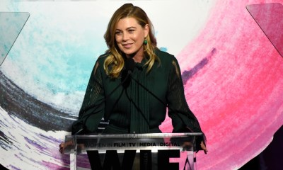 Ellen Pompeo brings her voice to podcast platform with 'Tell Me'