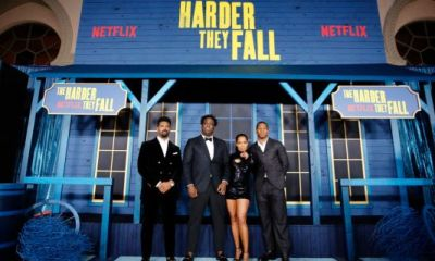 """The Starruhs Were Out For """"The Harder They Fall"""" Los Angeles Special Screening"""