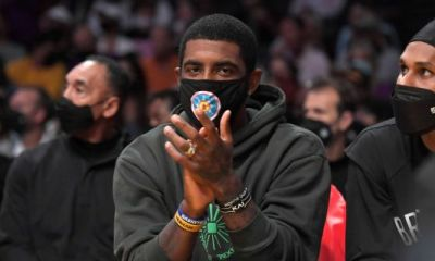 Word Salad: Kyrie Irving Hops On Instagram Live To Defend His Anti-Vaccine Stance [Video]
