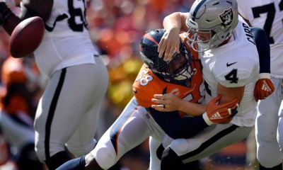 """Broncos' Von Miller sounds urgency alarm heading into divisional opener against Raiders: """"We have to win this game"""""""