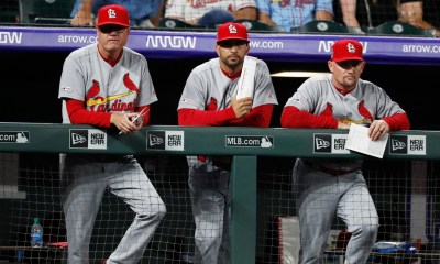 On Deck: Four candidates to manage the St. Louis Cardinals