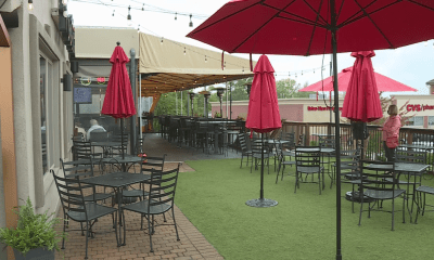 Local restaurants investing in year-round patio dining to keep up with customer requests