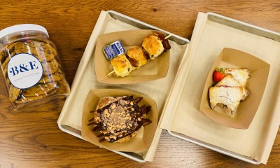 Betty & Earl's relaunches their biscuit kitchen, welcomes local baker