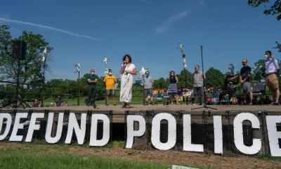Editorial: 'Defund the police' rightly losing steam