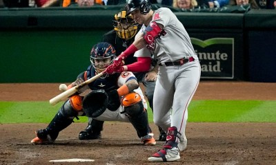 Red Sox Notebook: Alex Cora reacts to play that may have cost Sox a pivotal run in Game 1 loss: 'Nothing we can do'