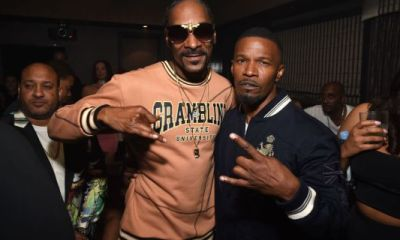Pure Comedy: Jamie Foxx Once Tapped Snoop Dogg To Intimidate His Daughter's New Boyfriend