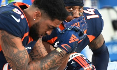 """Broncos Report Card: Just about an all-around """"F"""" in loss to Las Vegas"""
