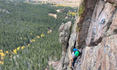 Trail review: Cloud Ladder provides adventurous thrills for climbers of all ages