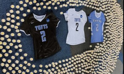 Tufts mourns junior lacrosse player who died in 'tragic accident'