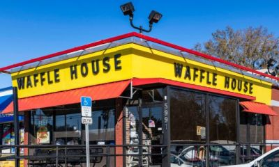 Pew, Pew Pilfering: Florida Man Arrested For Trying To Rob A Waffle House With Finger Guns